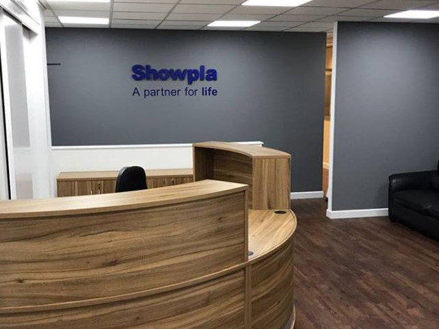 Renovation of Showpla