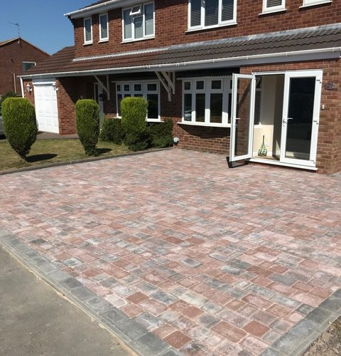 Block Paving – Dosthill