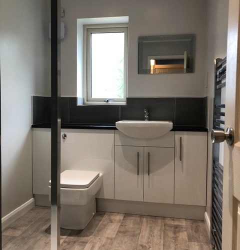 Bathroom – Bolehall, Tamworth