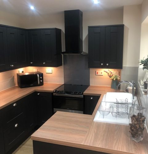 Kitchen – Wood End