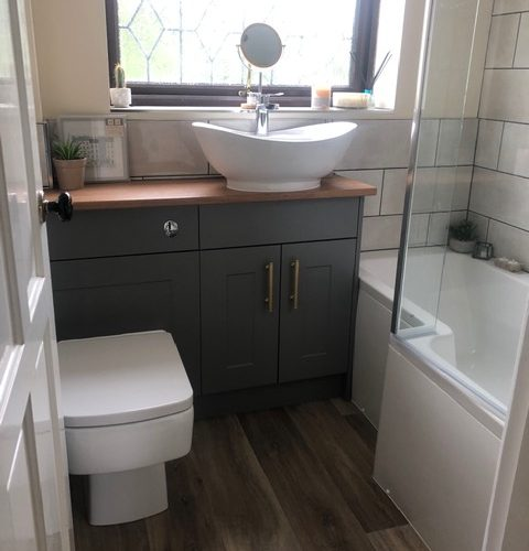 Bathroom – Wood End