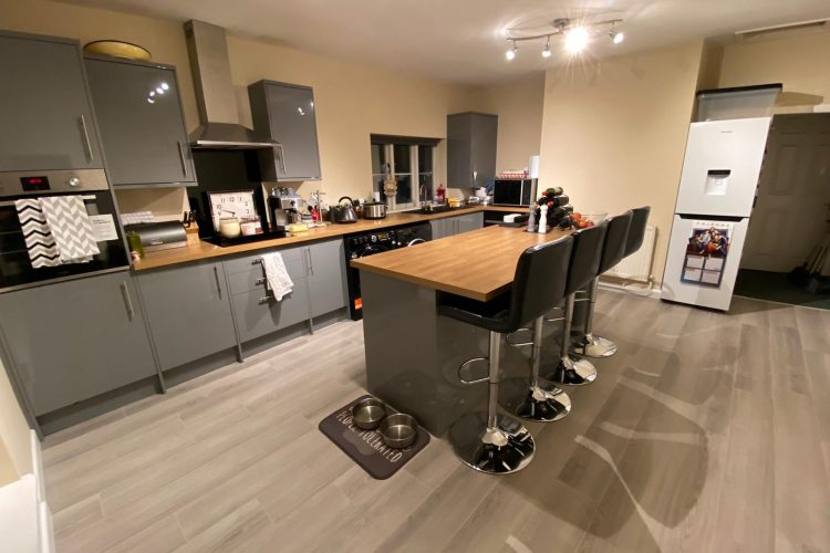 Pub in Witherley – new kitchen in the property