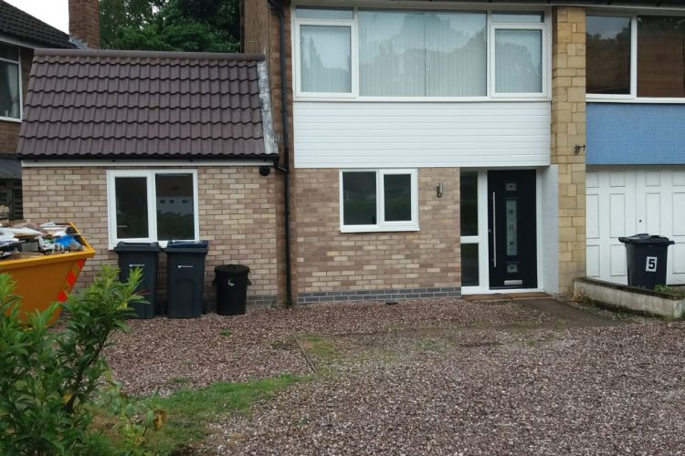 Single storey extension – Sutton Coldfield