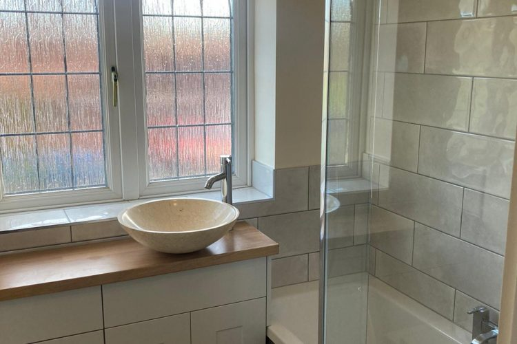 New Bathroom – Fazeley