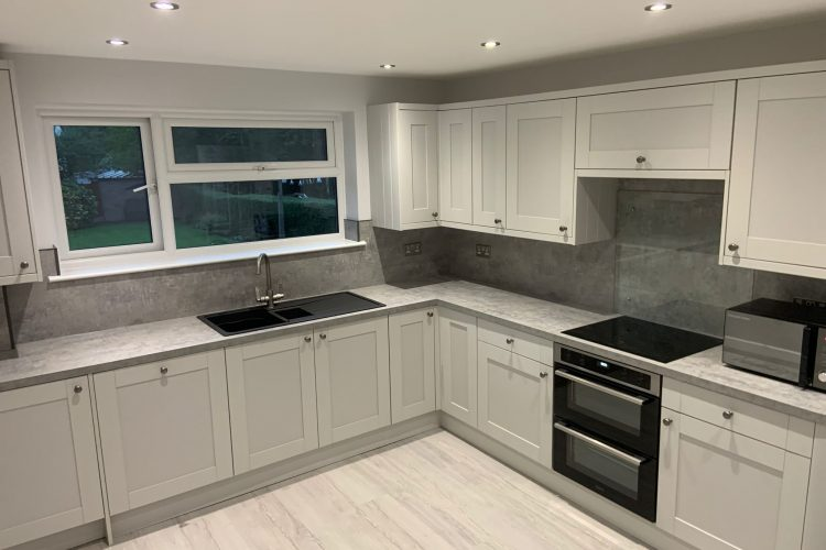 New kitchen – Piccadilly